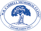 Carrell Memorial Clinic logo